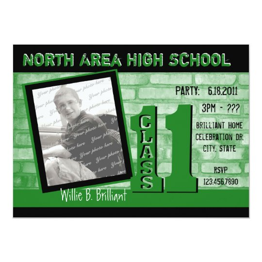 Brick 2011 Graffiti / Green Card