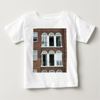 Brick Apartments Baby T-Shirt