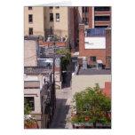 Brick Buildings In Ann Arbor Greeting Cards