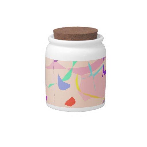 Brick Candy Jars