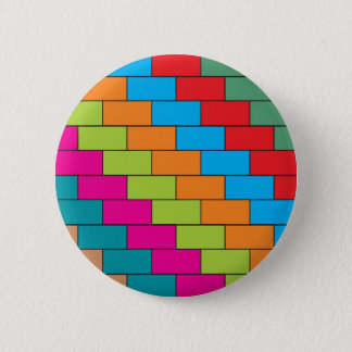 Brick design button