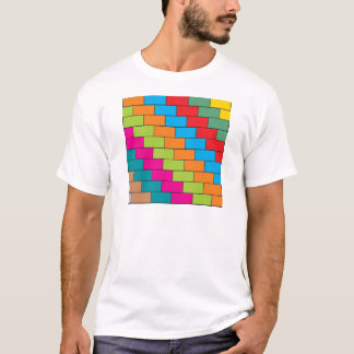 Brick design T-Shirt