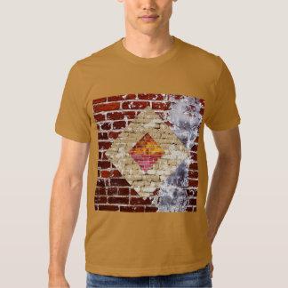 Brick Diamond Men's T Shirt