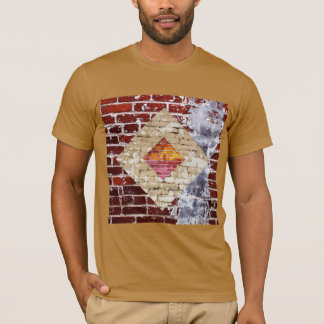 Brick Diamond Men's T Shirt