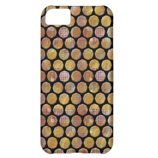 Brick - Dot Pattern Cover For iPhone 5C