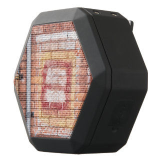 Brick downpipes black bluetooth speaker