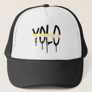 Brick Drip Trucker Hat