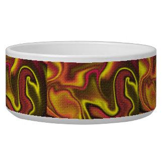 Brick Glow Colors Bowl