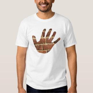 Brick Hand Pattern Shirt