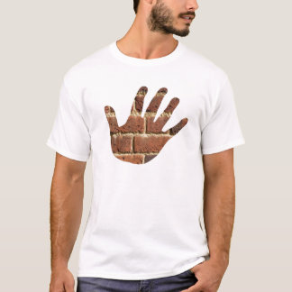 Brick Hand Pattern Shirt