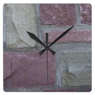 Brick in the Wall Clock
