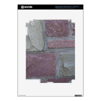 Brick in the Wall Zazzle Skin Skins For iPad 3