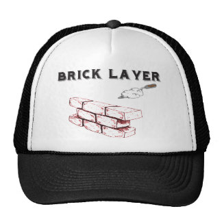 Brick Layer - BAC - Union of Bricklayers Trucker Hat