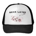 Brick Layer - BAC - Union of Bricklayers Mesh Hats