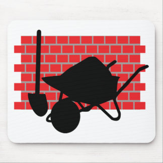 brick layer gear mouse pad