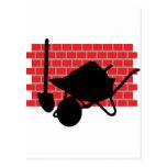 brick layer gear postcards