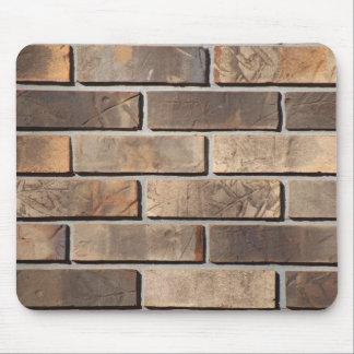 Brick Look Mouse Pad