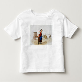 Brick Maker, from 'Costume of Great Britain', publ Toddler T-shirt