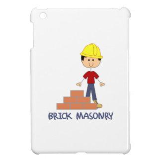 BRICK MASONRY CASE FOR THE iPad MINI