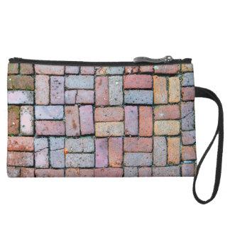 Brick Path Wristlet Purses