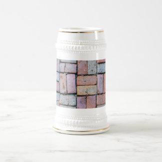 Brick Path Beer Stein