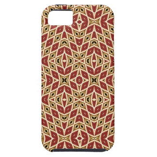 Brick Red Diamond iPhone SE/5/5s Case