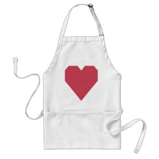 Brick Red.png Adult Apron