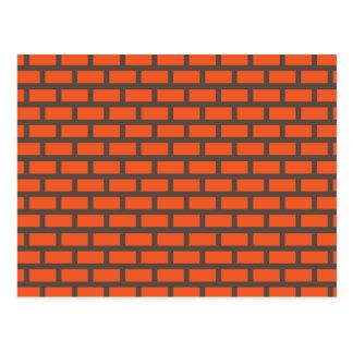 Brick: Red Postcard