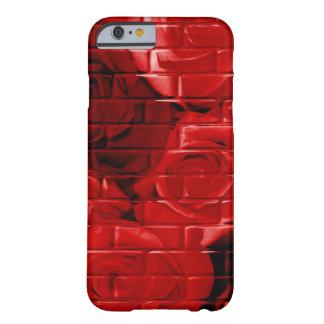 Brick Roses 02 Red-iPhone 6 Case