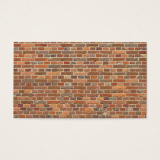 brick wall 2 MF Business Card