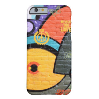 Brick wall Amsterdam Graffiti photograph iPhone 6 Case