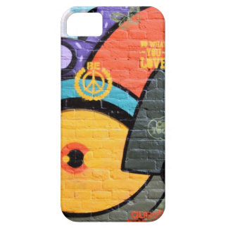 Brick wall Amsterdam Graffiti photograph iPhone 5 Cases