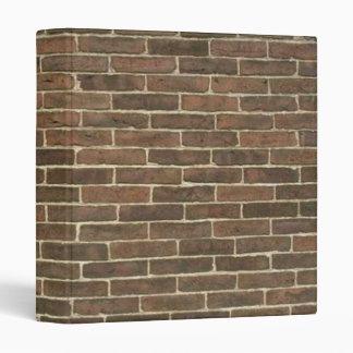 Brick Wall Avery Binder