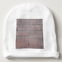 Brick Wall Baby Beanie