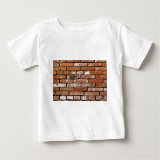 Brick Wall Background Baby T-Shirt