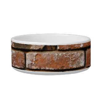Brick Wall Background Bowl