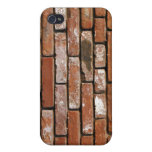 Brick Wall Background iPhone 4 Case