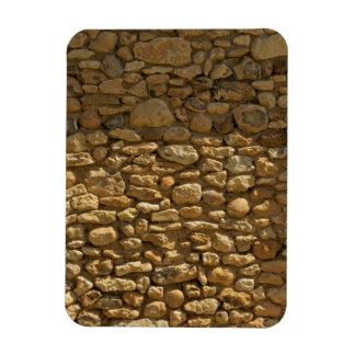 Brick Wall Background Vinyl Magnets