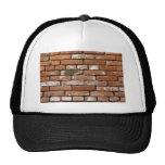 Brick Wall Background Trucker Hat