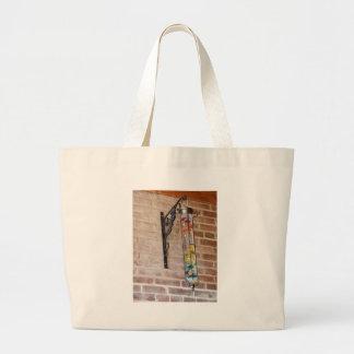 Brick Wall Jumbo Tote Bag