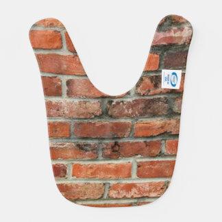 Brick Wall Bib