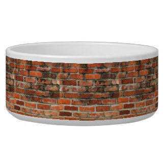 Brick Wall Bowl