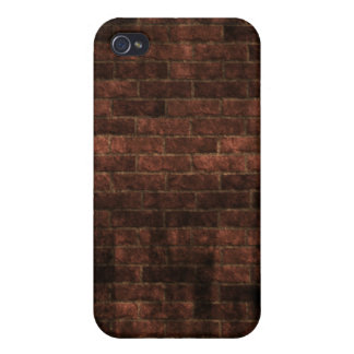 Brick Wall Case for iPhone 4