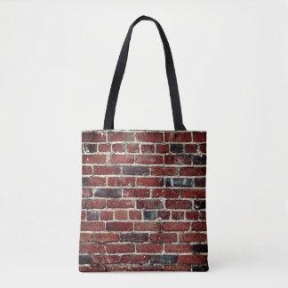 Brick Wall Cool Texture Tote Bag
