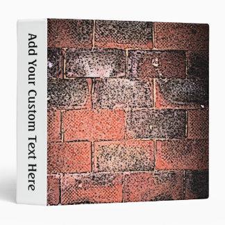 Brick Wall. Digital Art. Binder