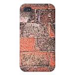 Brick Wall. Digital Art. Cases For iPhone 4