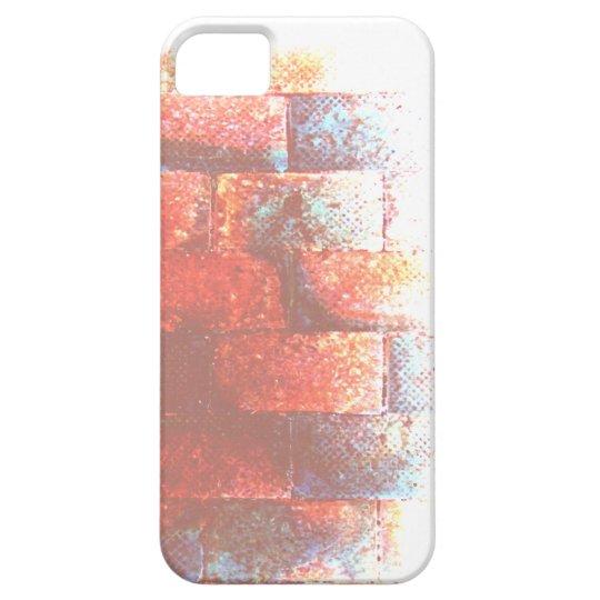 Brick Wall. Digital Art. iPhone SE/5/5s Case