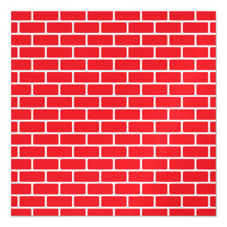 Brick Wall (Divorce - New Home ?) Invitation - SRF