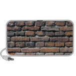 Brick Wall Doodle Mp3 Speakers