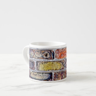 Brick Wall Espresso Cup